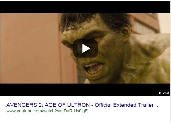 avenger 2 trailer