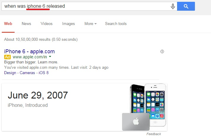 when was iphone 6 released