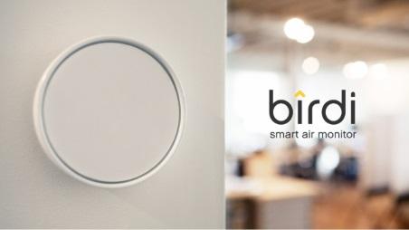 Birdi Air Monitor