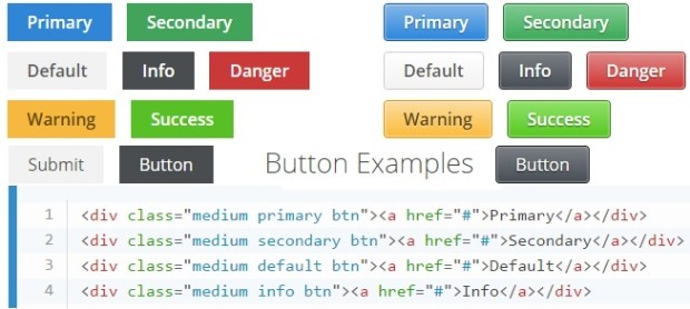 35+ Useful HTML and CSS Frameworks For Web Designers - RankRed