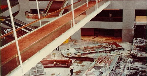 Hyatt Regency Hotel Walkway Collapse