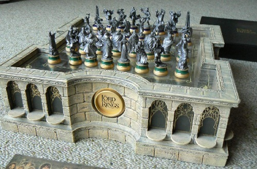 The Lord of the Rings Chess