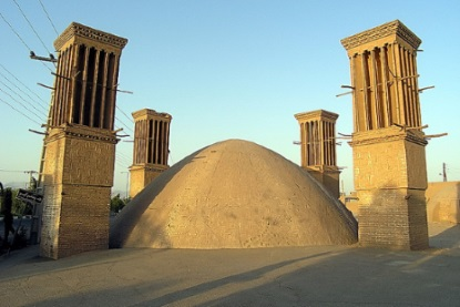 Ancient Persian Wind Towers