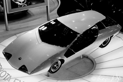 Toyota Ex III