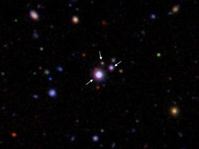 Black Hole Triplets