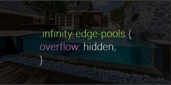 zero edge pool