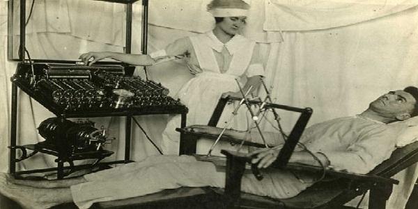 Bergonic chair