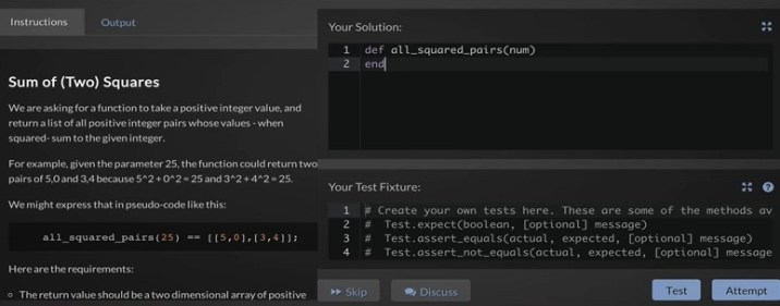 20+ Puzzle Websites to Sharpen Your Coding Skills - RankRed