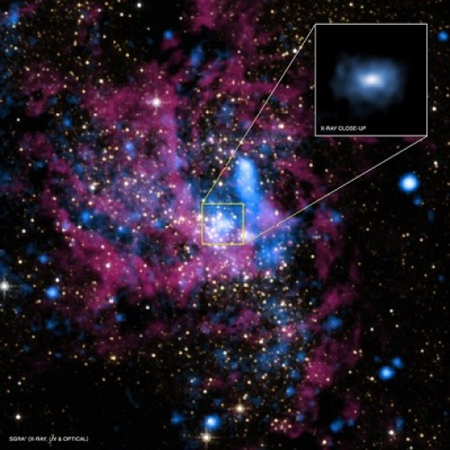 lubang hitam terdekat