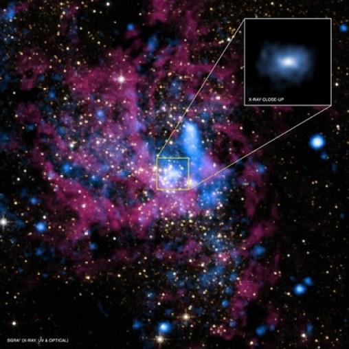 nearest black hole