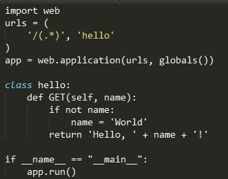 full stack and non full stack Python frameworks - web-py