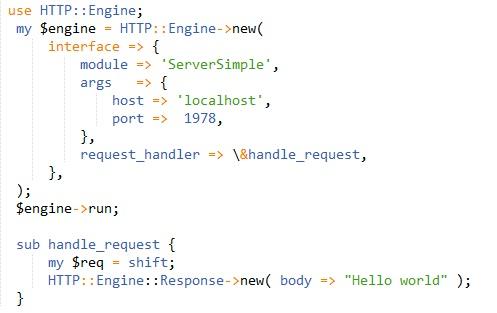 HTTP-Engine