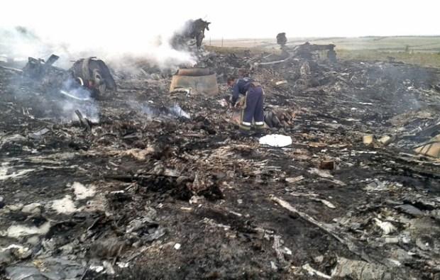 Malaysia Airline Flight 17