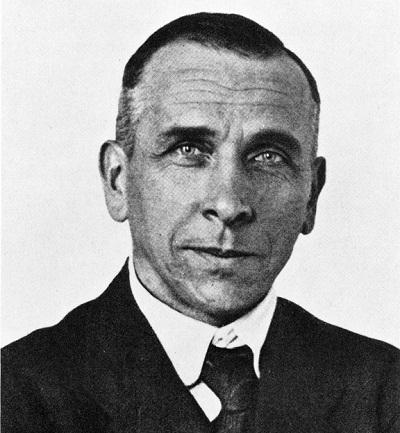 Alfred Wegner