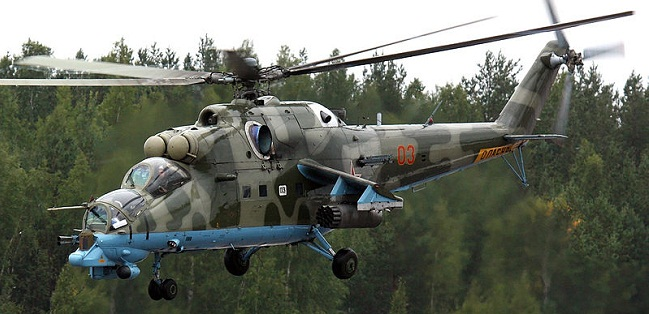 Mil Mi-24 (Hind)