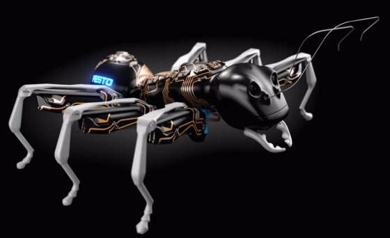 festo robotic ant