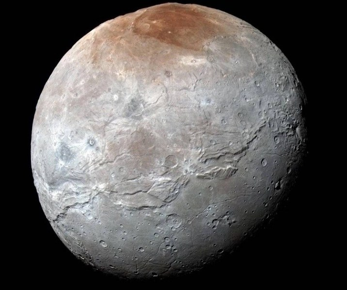 Plutos Big Moon Charon