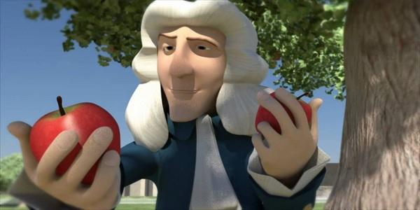 The Apple-Newton Story