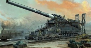 World War 2 Weapons - Schwerer Gustav