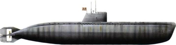 Type XVII Submarine