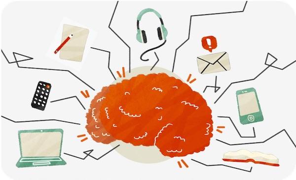 otak multitasking