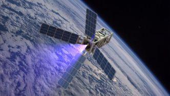 CubeSat Ambipolar Thruster