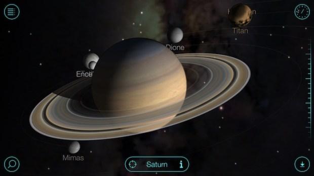 solar system ios - photo #32