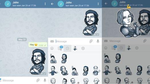 Features of Telegram Messenger App