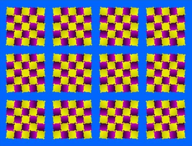 Rotating Squares