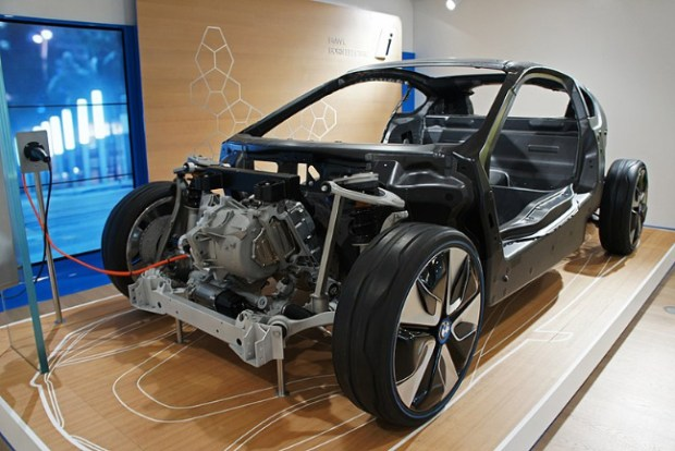 Thermodynamic Efficiency Of Electric Cars