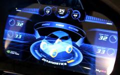 Smart Fuel Saving Display and Tips