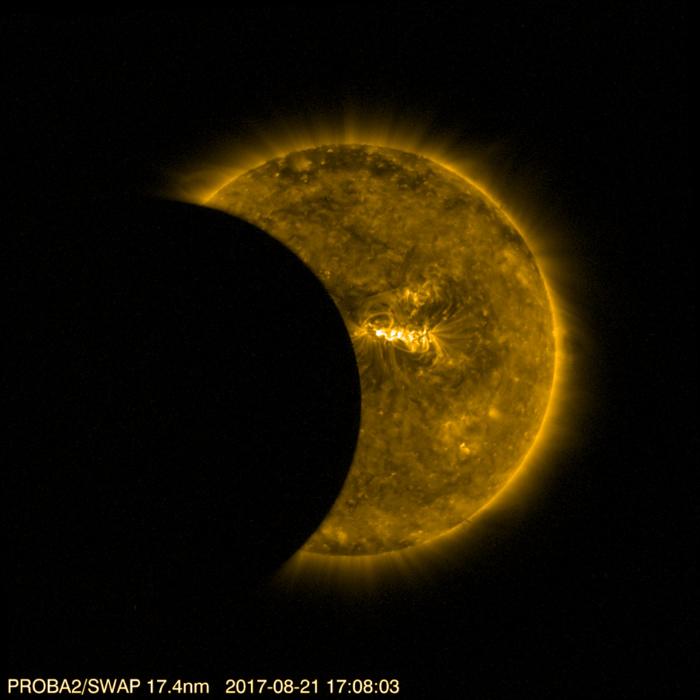 proba 2 eclipse