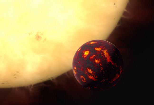 55 Cancri e
