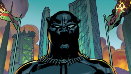 Black Panther - Richest Superheroes