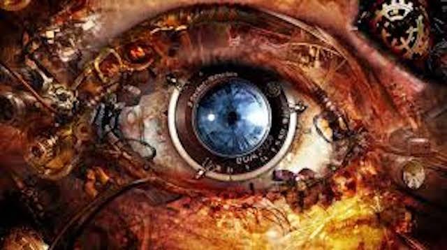 Resolusi mata manusia