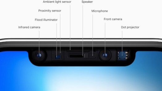 The Front Panel Combined With Advanced Technologies