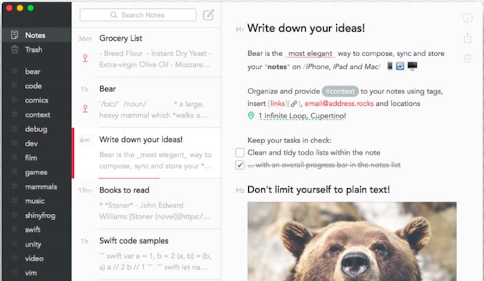 18 Best Evernote Alternatives of 2019 For Quick
