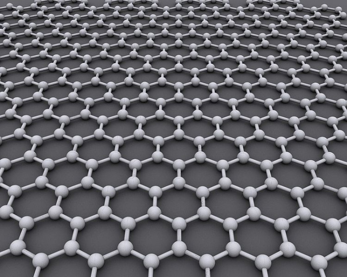 Graphene at atomic scale