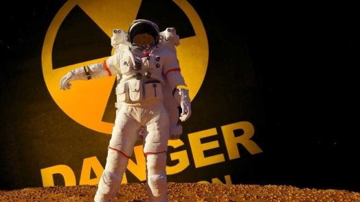 Space Radiation Causes Astronauts To Lose Bone