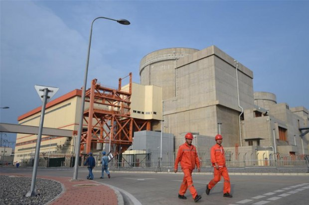 Hongyanhe Nuclear Power Station