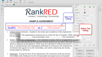 Convert And Edit PDFs