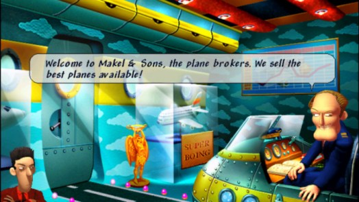 airline tycoon' - Best Business Simulation Games
