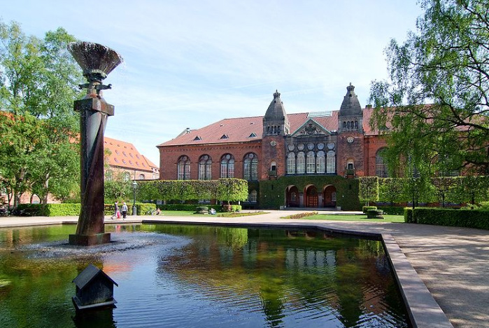 Royal library of denmark