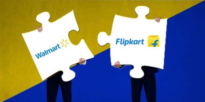 Walmart-Flipkart merger 16 billion