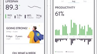 iPhone app with AI Can Predict Your Lifespan