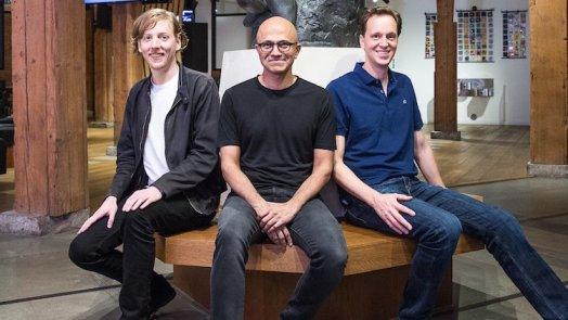 Microsoft buys github