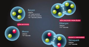 Baryon - New Type Subatomic Particle