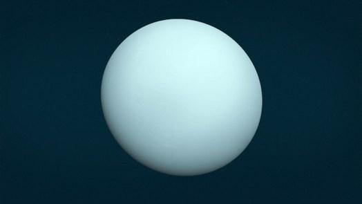 Uranus' Atmosphere