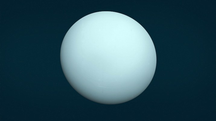 Uranus' Atmosphere