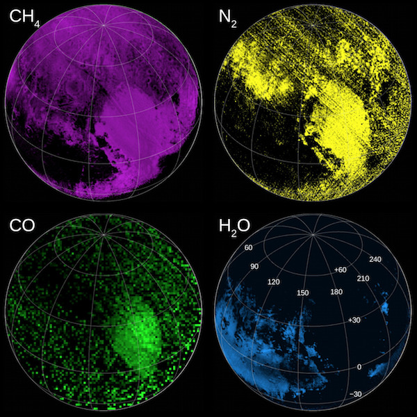 model for Pluto Formation